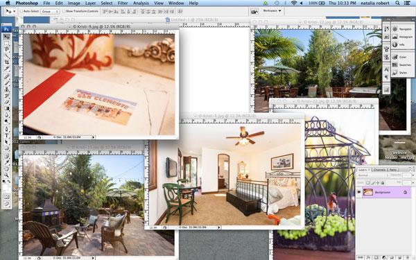 Как Перемещать Изображение В Фотошопе